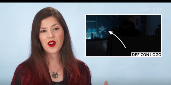 """Хакерша оценила сцены взлома в фильмах и составила их рейтинг. """"Мистер Робот"""" в топе, а Бонду нужно подучиться"""