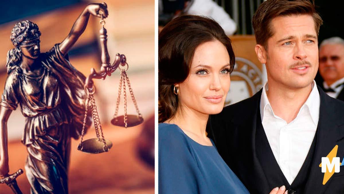 Анджелина Джоли готова передать суду доказательства абьюза от Брэда Питта. Но люди не готовы отменять актёра