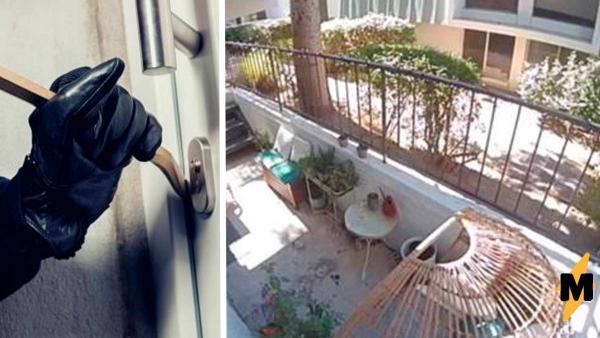 Девушка заметила странного соседа и установила камеру. Не зря, ведь вместо тусовки в патио – кадры из триллера