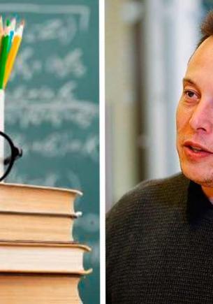 Мама Илона Маска рассказала, что сын пересдавал тест по информатике. Он знал коды, но подвела гениальность