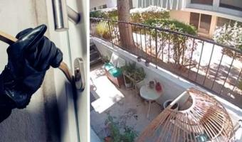 Девушка смотрела за странным соседом и установила камеру наблюдения. Не зря, ведь против неё строился план