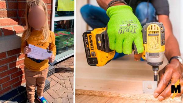 Пятилетний мальчик поработал электриком. Его никто об этом не просил, но и без зарплаты не оставили