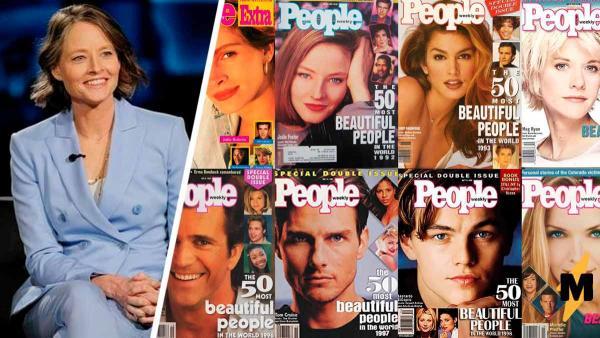 Тёмное прошлое журнала People, несправедливость в отношении Джуди Фостер. Пиарщик в ярости