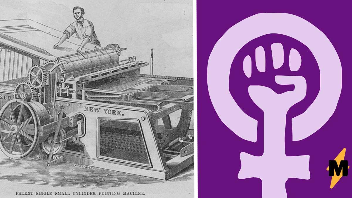 Bloomberg поддержали женщин и нарвались на хейт. Зря они назвали стиральную машину иконой феминизма