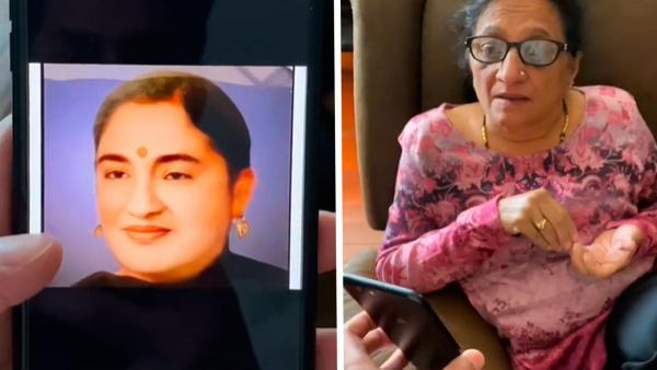 """Тиктокер """"оживил"""" бабушку, но без чёрной магии - ему понадобился смартфон. Реакция мамы заставила всех плакать"""