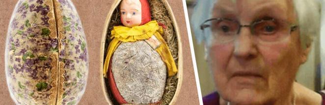Девочка сберегла шоколадное яйцо, и её терпению можно завидовать. Через 100 лет сладость обогатила её потомков
