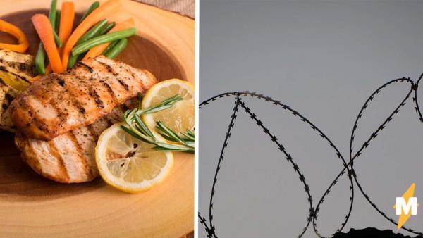 Как приготовить курицу без плиты и посуды. Заключённый показал, и это лайфхак для самых неприхотливых гурманов