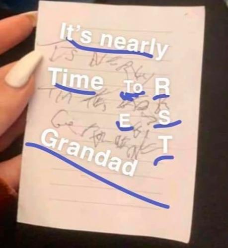 Дед оставил внучке письмо, а там рай для шпиона. Агенты ГРУ сломались бы над шифром, но содержимое того стоило
