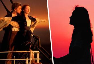 Фанатка смотрела «Титаник», а там вместо Розы — незнакомка. Вы видели эту девушку, но точно её не вспомните