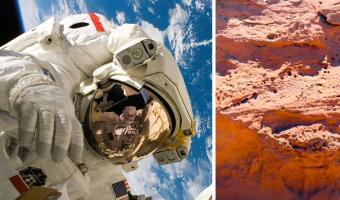 Блогер постит видео с Марса (почти) и ломает людей. Ведь планета в его роликах такая, какой вы её представляли