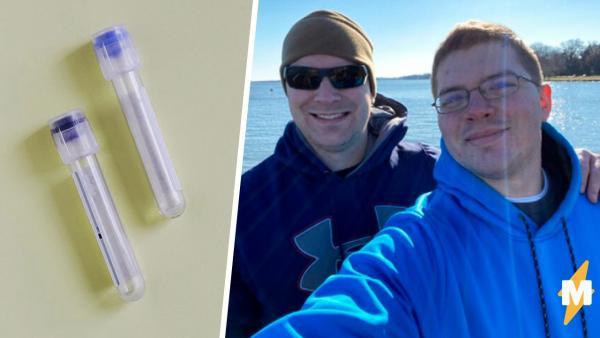 Мужчина сделал ДНК-тест и обнаружил брата, о котором никогда не знал. Он удивился ещё больше, когда увидел его