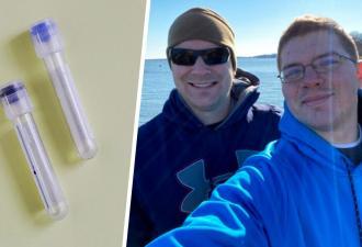 Мужчина сделал ДНК-тест и обнаружил брата, о котором не знал. Но удивился ещё больше, когда увидел его