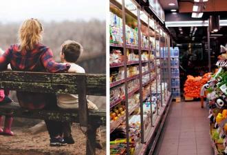 Мама пошла в магазин, а стала героиней квеста. Самое интересное началось, когда она заглянула в свою тележку