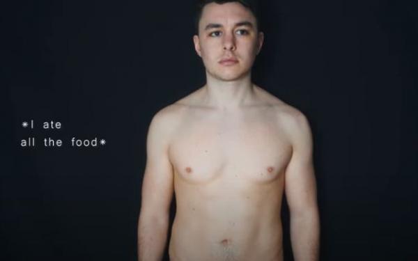 Блогер показал, что стало с его телом после велопрогулок. Его фото — причина достать двухколёсный прямо сейчас