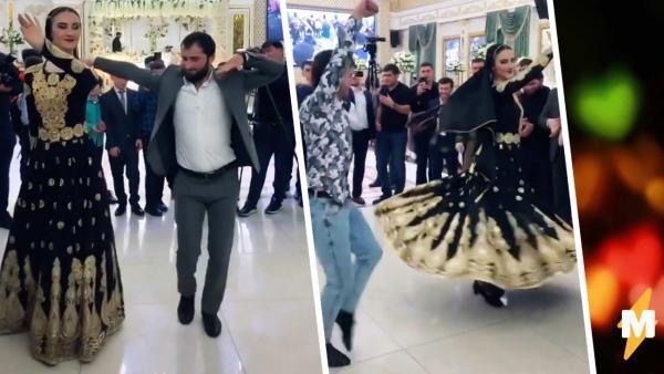 Иностранцы увидели, как танцуют лезгинку и мечтают о таких скиллах. Они и не знали, что девушки могут так двиг