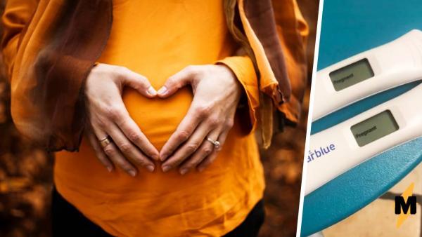 Молодая мама показала себя после беременности и сломала людей. Ведь они видят на её животе пояс, но его нет