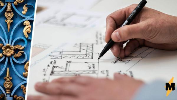 Богач построил дом мечты, но простые люди не оценили. Дизайн выглядит так, словно Цезарь поиграл в The Sims