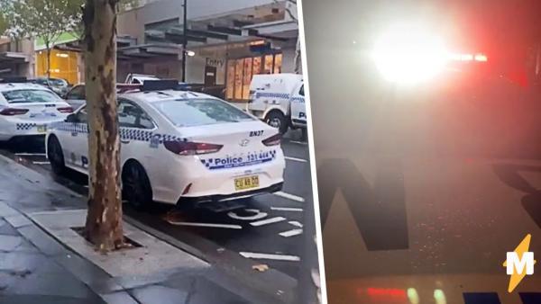 Блогер показал, как включить мигалки полицейского авто, не залезая в салон. Где-то пранкеры хрустнули пальцами