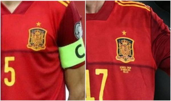 Сборная Испании по футболу провела матч, но главное - не счёт. Соперник был из страны, которую игроки не знают