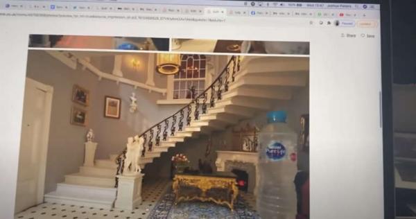 Пранкеры разместили особняк на Airbnb и доказали - надуть сервис и вас легко. Мелочь на фото мало кто заметил