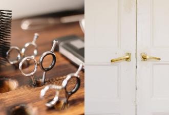Маме приснилась дверь, спрятанная в её салоне, и она решила это проверить. К её правоте никто не был готов