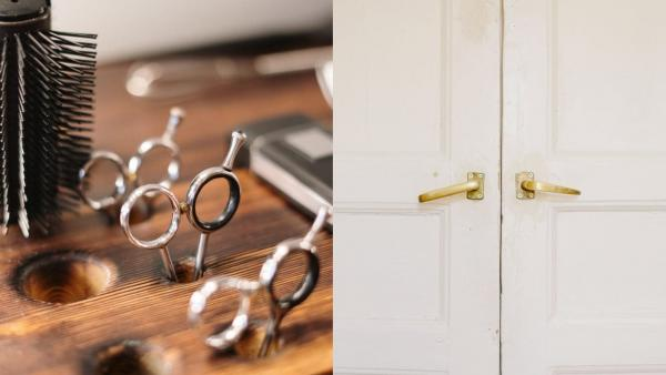 Маме приснилось, что в её салоне спрятана дверь, и решила это проверить. К своей правоте не была готова даже она