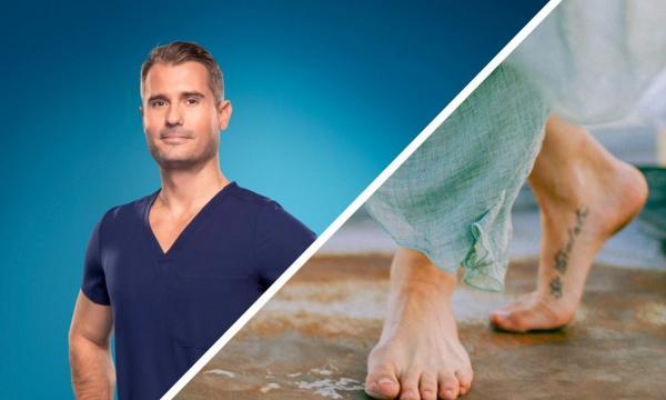 Пациентка всегда считала, что у неё слишком длинные пальцы на ногах. Их размер лишил дара речи даже врача