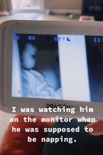 Мама проучила сына видеоняней, и в истерике не только зрители. Они уверены: эту историю он расскажет психологу