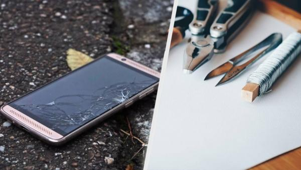 Реддитор решил починить разбитый телефон, но выбрал не лучший метод. В итоге пришлось чинить лицо