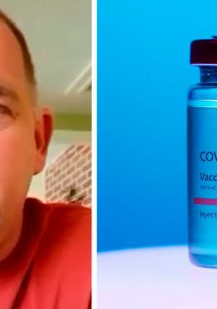 Пациент сделал второй укол вакцины, но не той. Для него есть две новости, и одна хорошая, а вторая — не очень