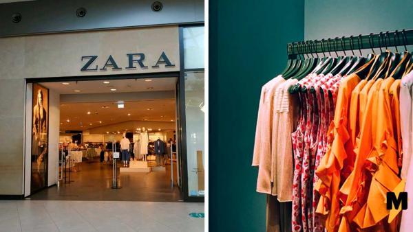 Что означают квадрат и треугольник на бирках Zara? Тиктокеры выяснили, что всегда подбирали одежду неправильно