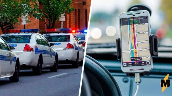 """Полиция гадала, почему упала преступность, пока не глянули под свои авто. Копов обвели трюком """"Тома и Джерри"""""""