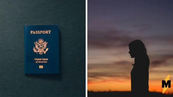 Блогерша сделала фото на паспорт и случайно сменила пол. Снимок заряжен на недоумение кассирши в магазине