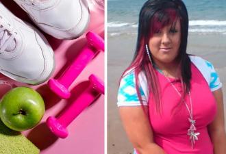 Тусовщица страдала от лишнего веса, а теперь её не узнать. Худышкой она не стала, и в этом главный парадокс