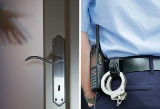 Полиция приехала задержать домушника, а, увидев щётки, засмеялась. Впервые грабитель обчищал дом буквально