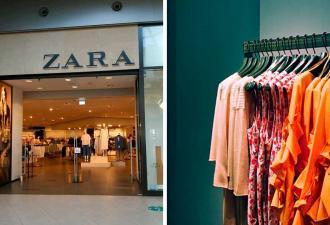 Что означают квадрат и треугольник на бирках Zara. Тиктокеры выяснили, что мы подбирали одежду неправильно