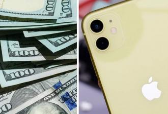 Клиент купил iPhone с кривым логотипом и возвращать его не стал. Не зря — ошибка Apple дороже нового телефона