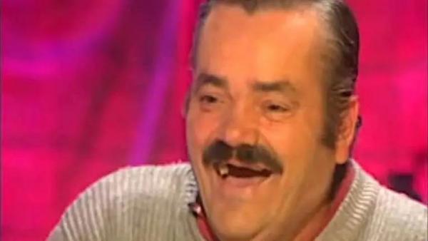 """Люди вспомнили """"смеющегося испанца"""" Хуана Хоя Борха и в слёзы. Ведь так они прощаются с героем мема навсегда"""