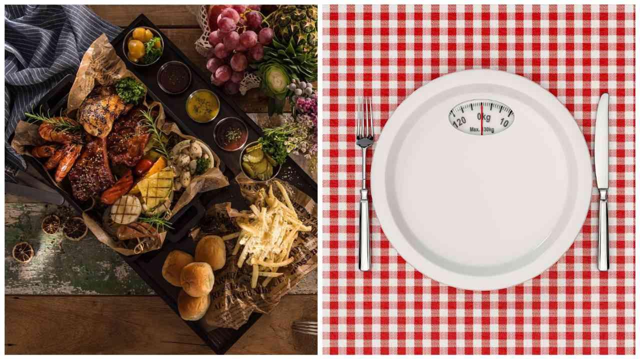 Что будет, если съесть 10 000 калорий за день. Блогер узнал, и для любителей фастфуда у него хорошие новости