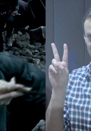 Джоан Роулинг и Рэйф Файнс поддержали Навального. А люди уверены — магия Волан-де-Морта победит зло