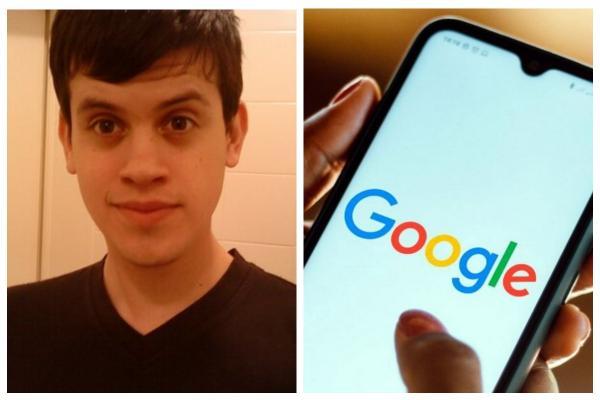 Аргентинец подсуетился, вовремя купив Google за 450 рублей. Что? Да, и закон полностью на его стороне