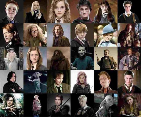 Блогерша узнала, кто она из «Гарри Поттера» (а зря). Гермиона не выпала, она — двойник другого персонажа