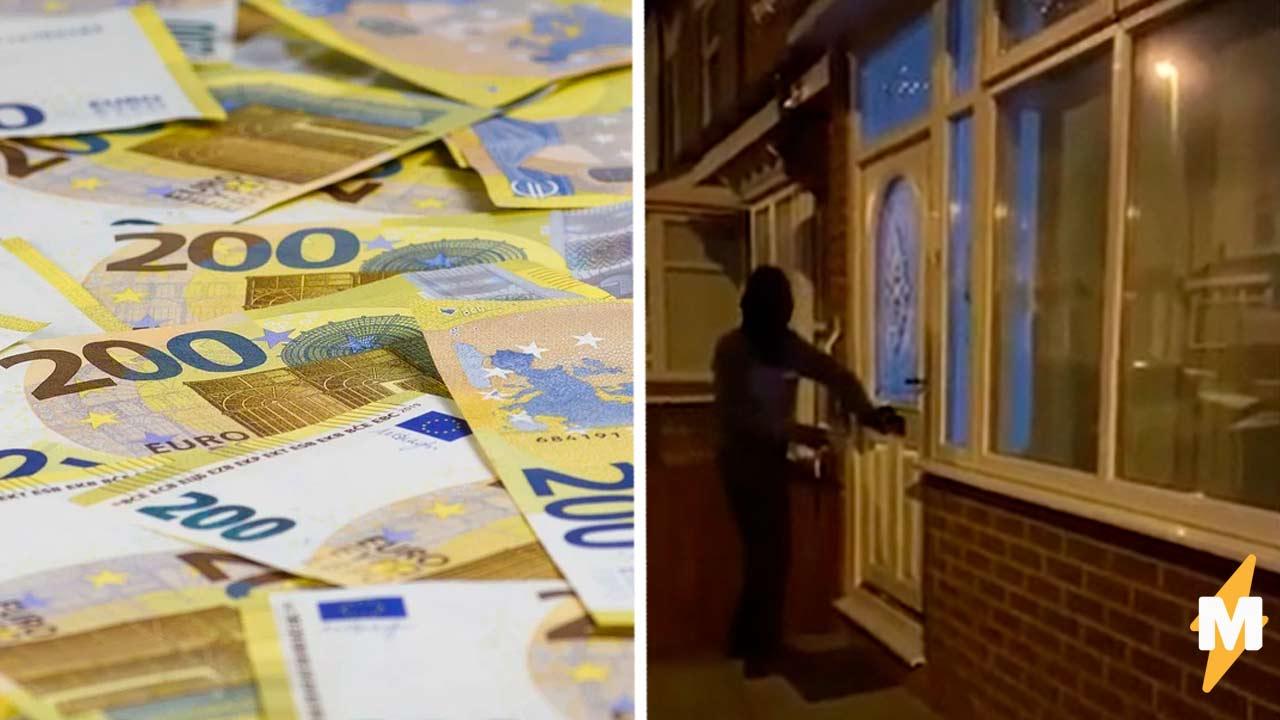 Вор украл деньги, но пожалел об этом. Как только он узнал, куда их хотели потратить, вернул всё до копейки