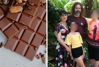 Дети не понимали, куда пропадают их шоколадки. Когда мама рассказала правду — обида сменилась слезами от смеха