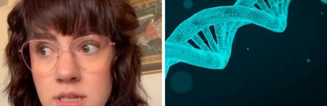 Тиктокерша сдала ДНК-тест и, упс, лишилась бойфренда. После открывшейся правды оба счастливы, что разошлись