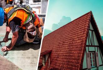 Строитель чинил крышу и нашёл под ней ещё один дом. Он был пуст, но его вид заряжен на мурашки по коже