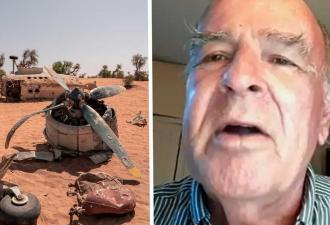 Выживший после падения самолёта в горах поделился опытом. Чем он питался, лучше не знать даже Беару Гриллсу