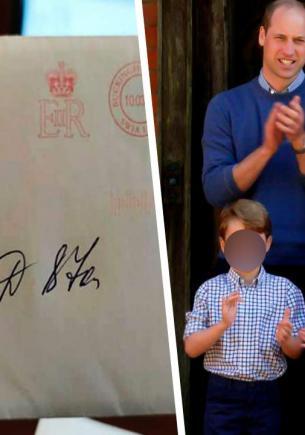 Шестилетняя россиянка получила письмо от принца Джорджа, закрыв глаза на скепсис взрослых. Вы тоже так можете