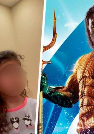 Дуэйн Джонсон спросил дочь об Аквамене, и его самооценка уплыла в океан. Видео, боль в котором поймут все отцы