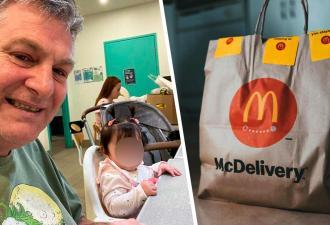 Клиент заказал бургер и теперь отменяет «Макдоналдс». Вы бы поступили так же, если бы ваш сэндвич зашевелился